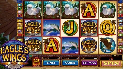 An Overview of Eagle's Wings Slot Online